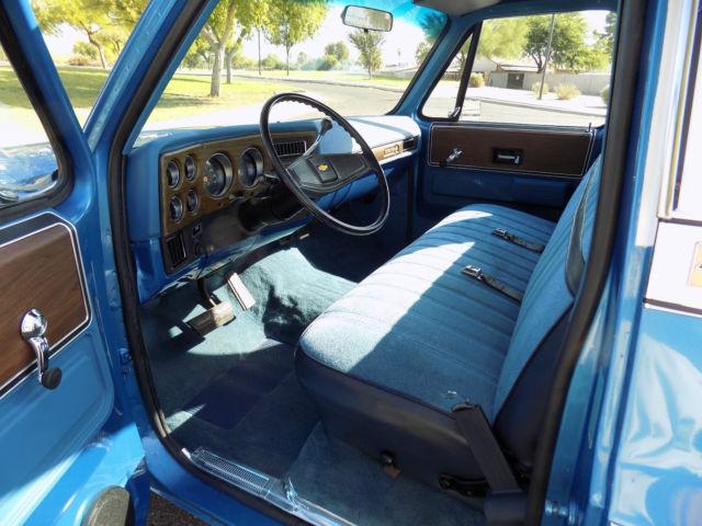Used Cars Phoenix >> 1974 CHEVROLET 454 CHEYENNE SUPER SHORT BED - Classic Chevrolet C/K Pickup 1500 1974 for sale