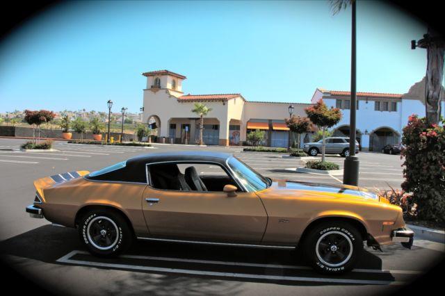 1974 Chevrolet Camaro Z28 Coupe 2-Door 5 7L - Classic