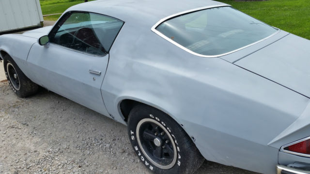 1974 chevrolet camaro z28 original project 350 87 000 miles numbers matching 74 classic. Black Bedroom Furniture Sets. Home Design Ideas