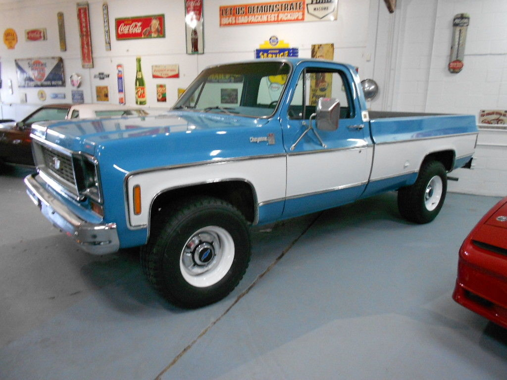 1977  1978  1979 Chevy C10 Cheyenne Truck ALL ORIGINAL
