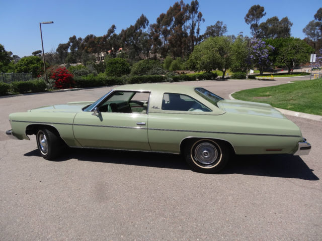 1974 Chevrolet Impala Classic Chevrolet Impala 1974 For Sale