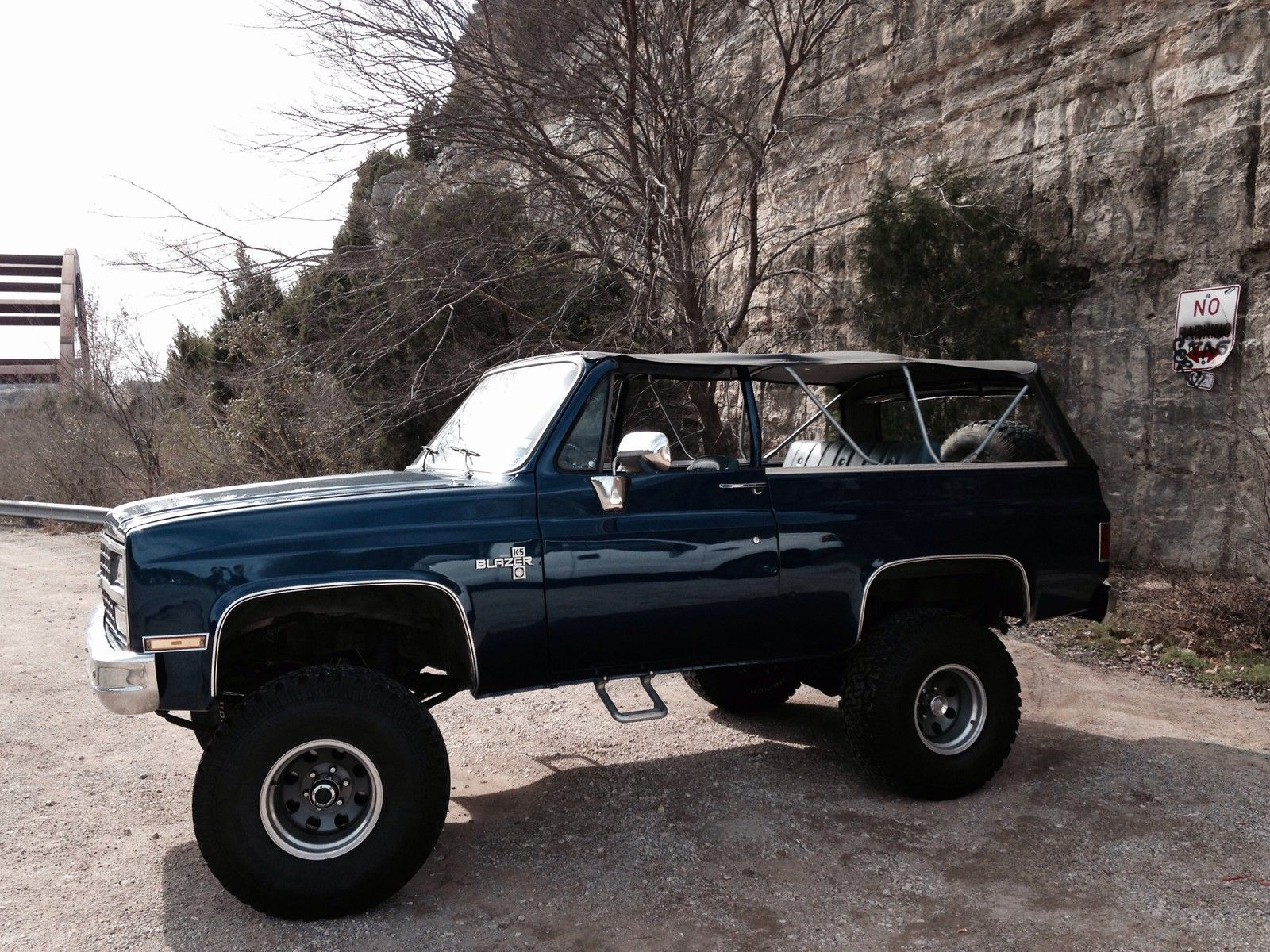1974 Chevrolet K5 Blazer gmc jimmy lifted 383 stroker ...
