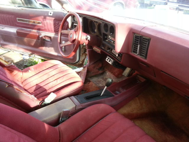 1974 Chevy Laguna S3 Chevelle 454 A T A C Swivel Seats