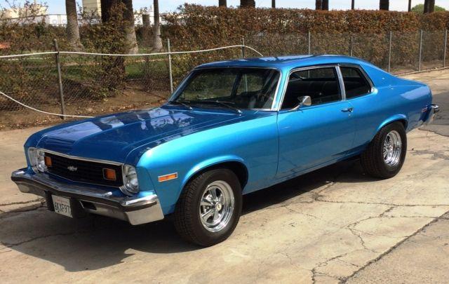 1974 Chevy Nova Muscle Car Classic Chevrolet Nova 1974