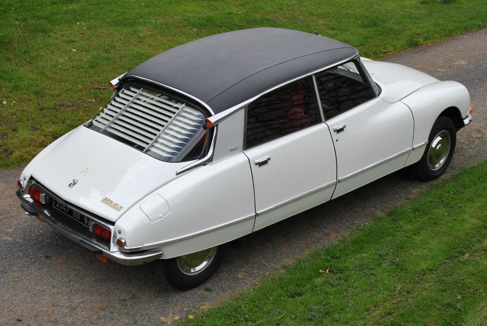 1974 citroen ds23 pallas with just 70 000 miles time warp condition classic citroen other 1974. Black Bedroom Furniture Sets. Home Design Ideas