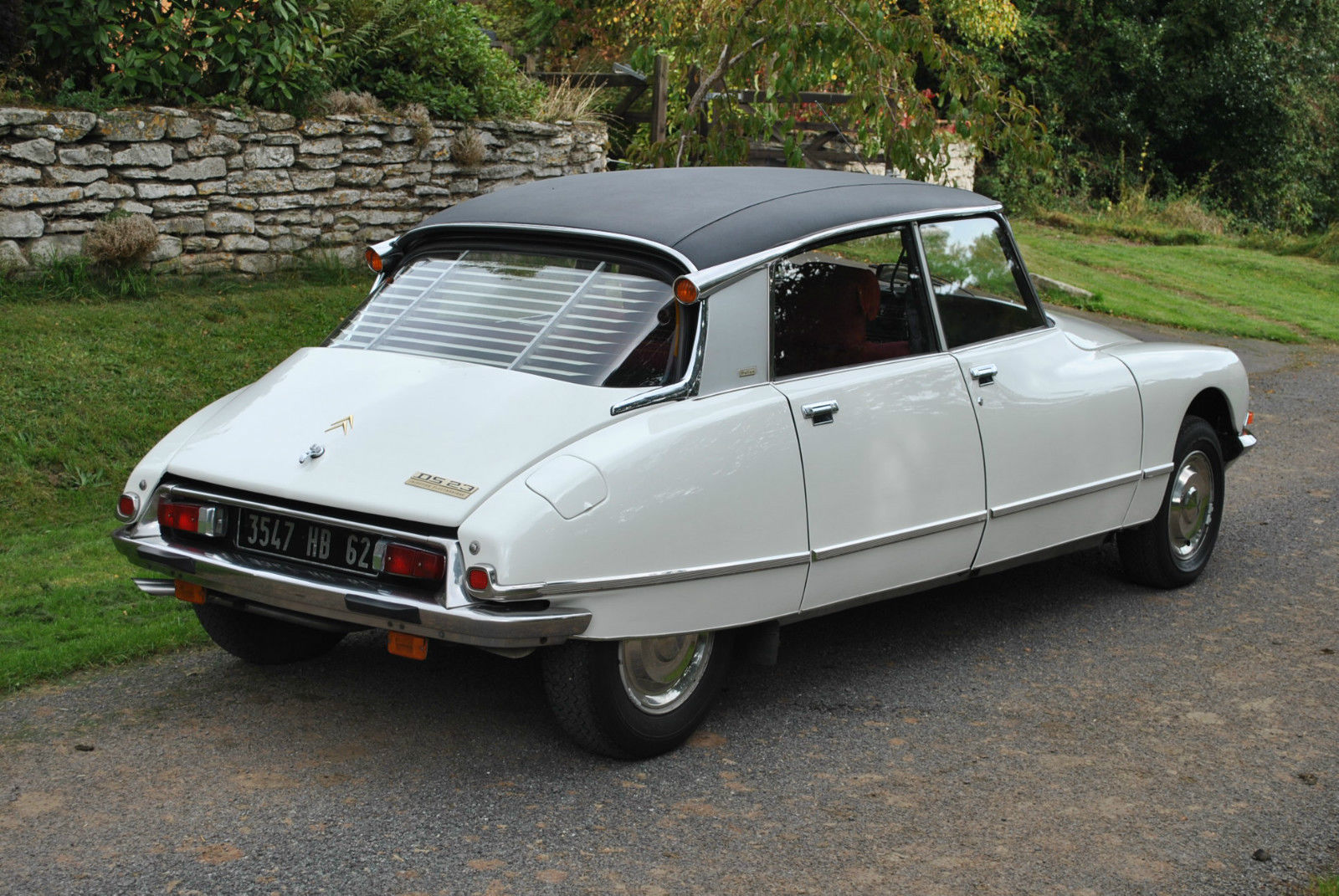 1974 Citroen Ds23 Pallas With Just 70 000 Miles Time Warp