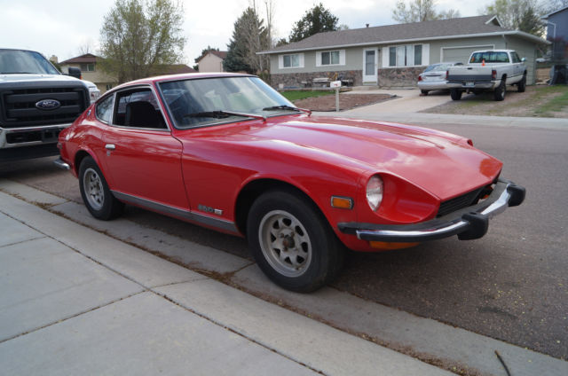 1974 datsun 260z 2 owners classic datsun z series 1974 for sale. Black Bedroom Furniture Sets. Home Design Ideas