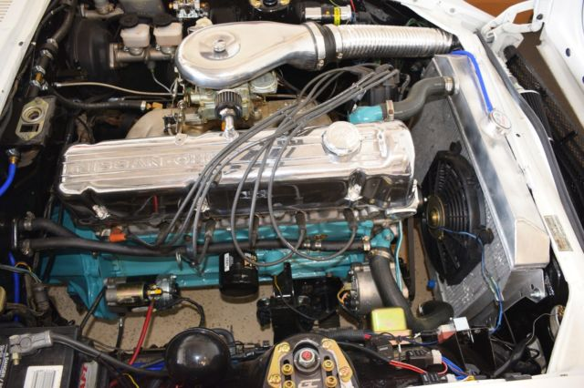 1974 Datsun 260z With Holley 4bl Carb And L28 280z Engine