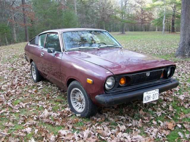 1974 datsun fastback b210 gx 4cyl 5 speed runs drives classic datsun other 1974 for sale. Black Bedroom Furniture Sets. Home Design Ideas