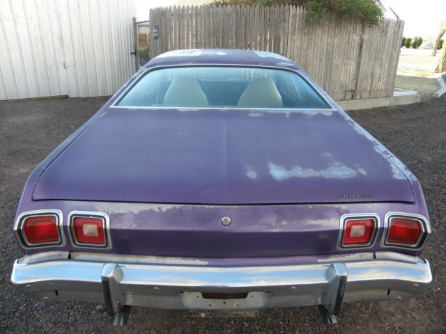 1974 Dodge Dart Sport 360 (Dodge version of Plymouth Duster ...