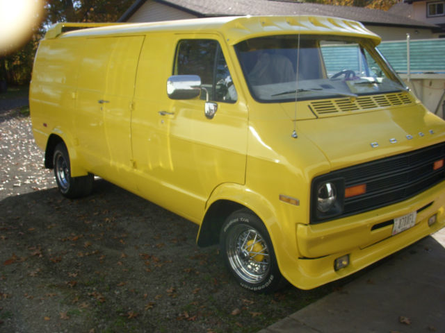 1974 Dodge Maxie Van - Classic Dodge Other 1974 for sale