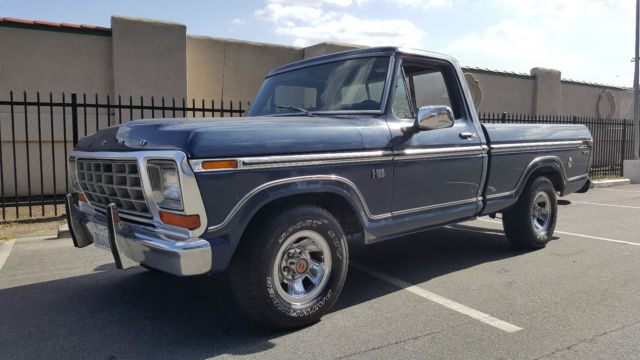 1974 ford f100 ranger short bed 1978 1979 f150 1973 1975 1976 1977 1974 ford f 100 publicscrutiny Gallery