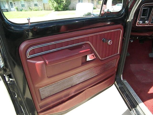 1974 Ford F100 Ranger XLT 4X4 , F150 F Series - Classic ...