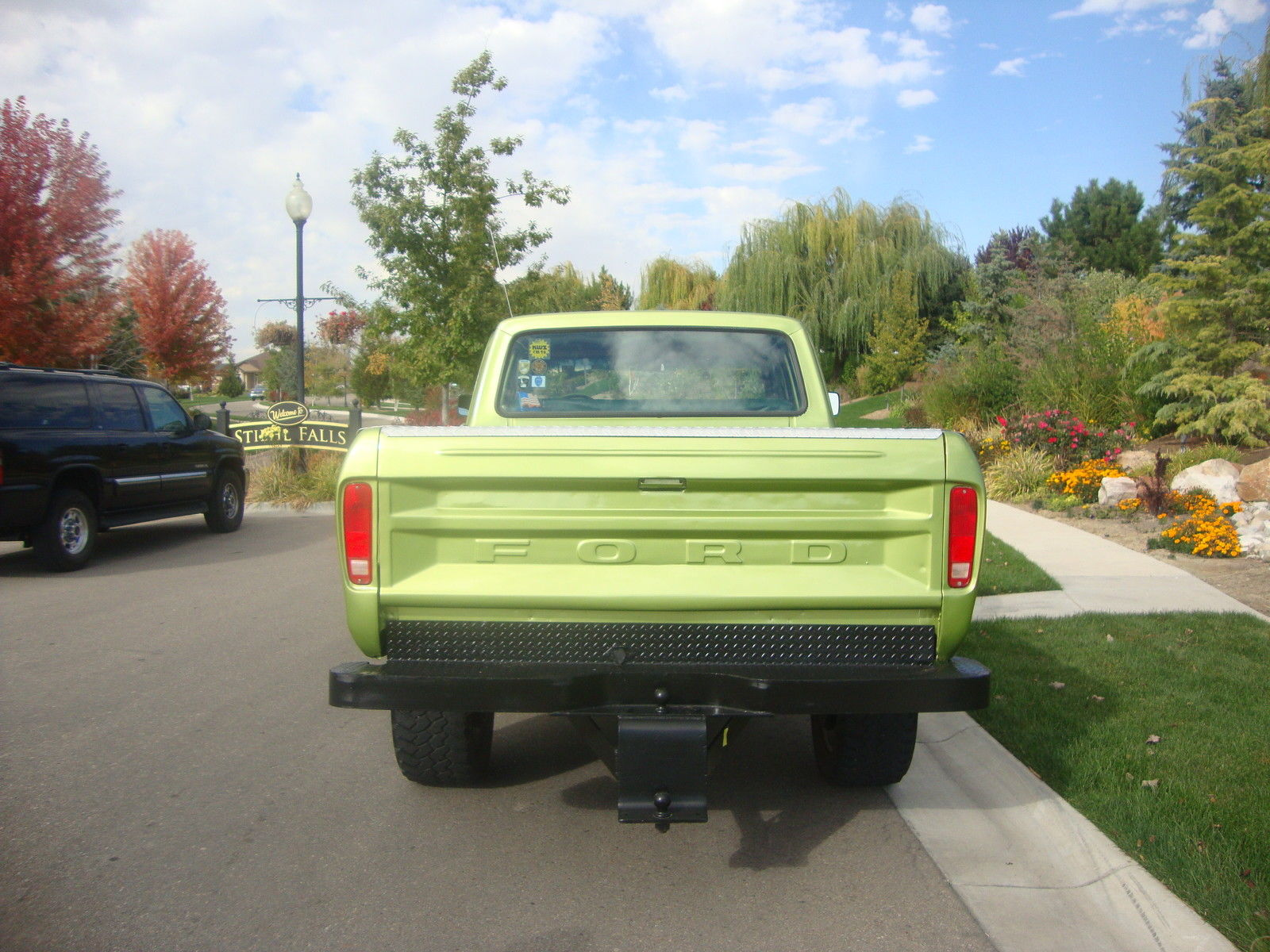 1974 Ford F250 Crew Cab 4 Door 4x4 In Excellent Shape See For Your 1971 Highboy Self