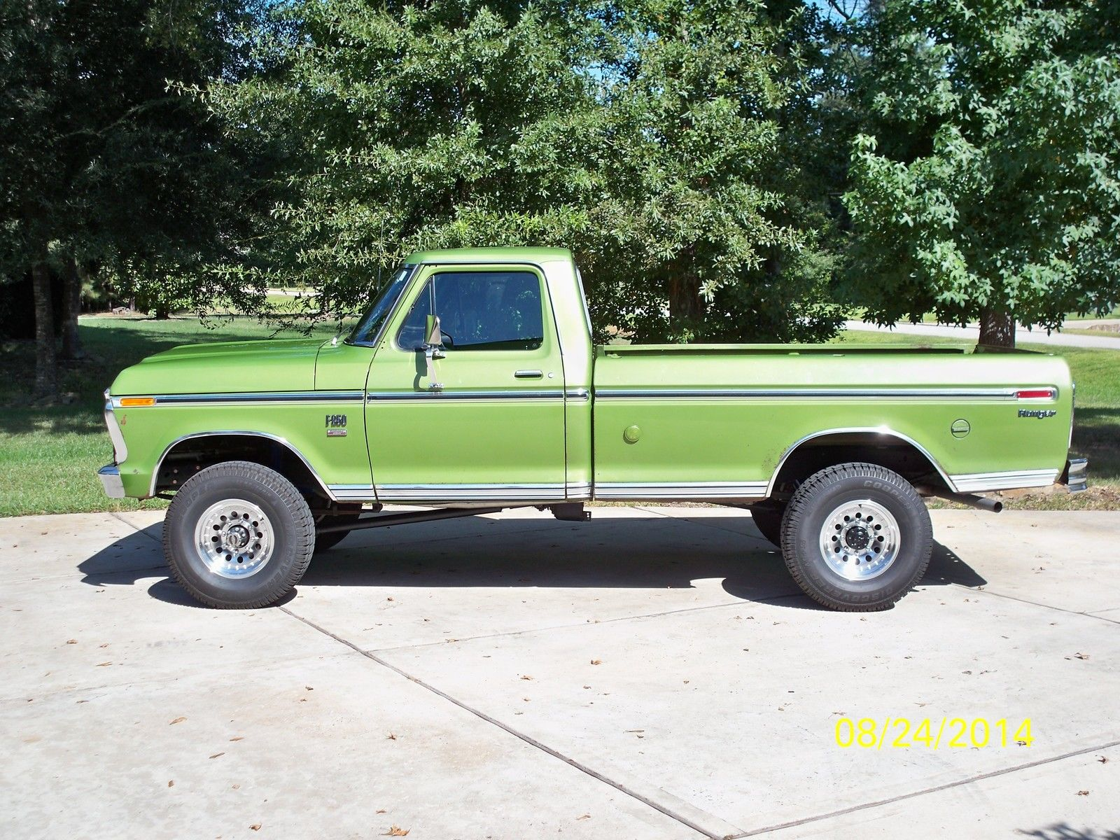 1974 Ford F250 Ranger Classic F 250 For Sale 1970 4x4 Highboy
