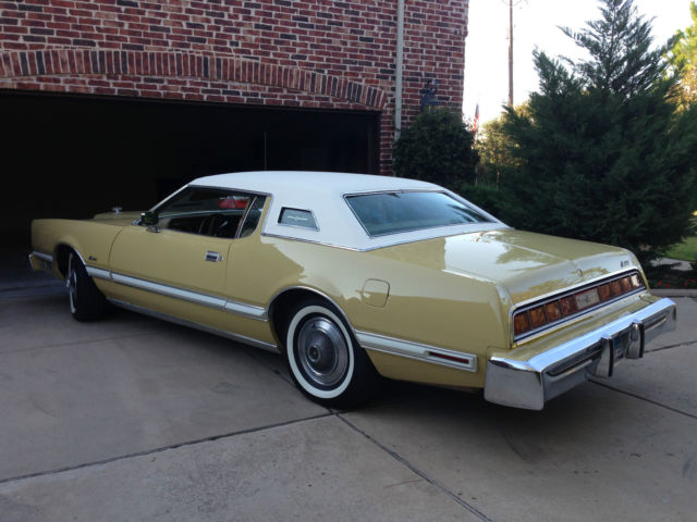 1974 Ford Thunderbird, original owner, like new condition ...