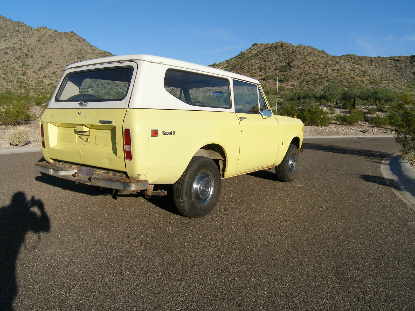 Tail Light Wire International Harvester Scout Real Wiring Diagram Ll Rear Harness Ii Intake Chevy K5 Blazer