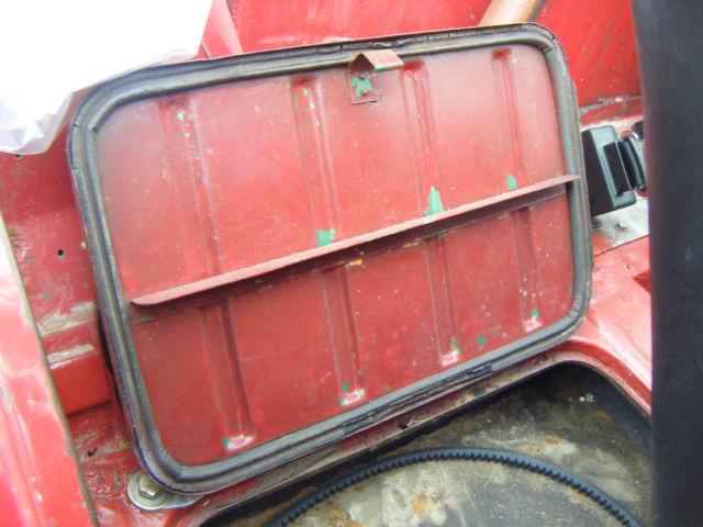 1974 Jeep Cj 5 Fire Truck Brush Truck Classic Jeep Cj