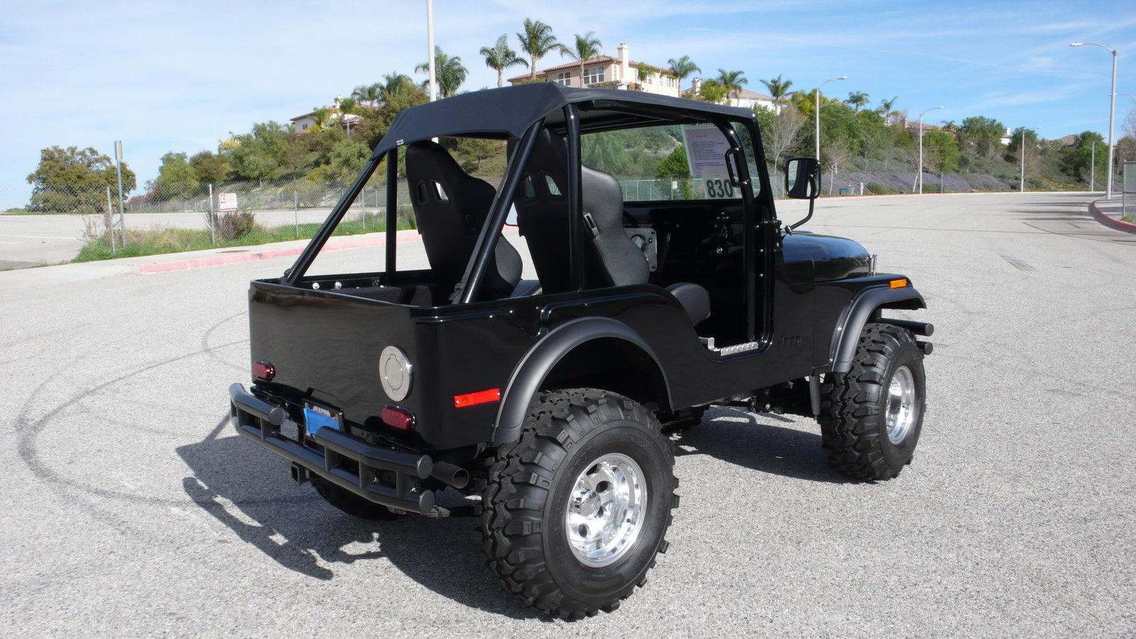 1974 Jeep Cj5   V8  Jeep Cj  4x4  Off Road  Rock Crawler  Classic