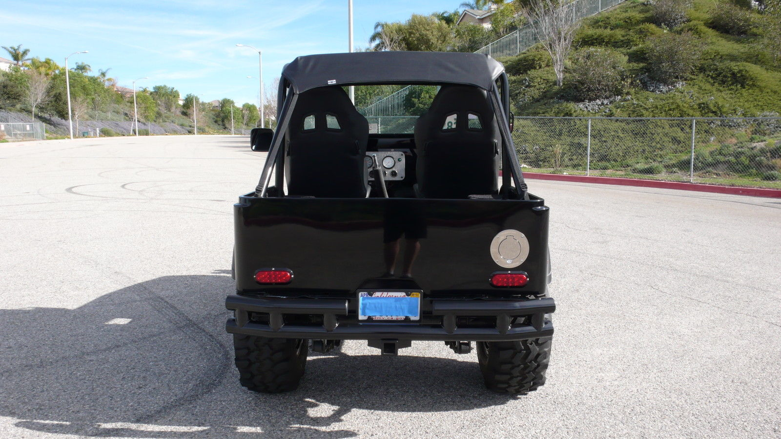 Jeep Cj V Jeep Cj X Off Road Rock Crawler Classic