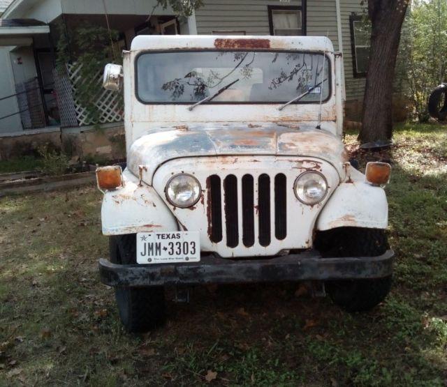 Old Postal Jeeps For Sale: 1974 JEEP DJ5C RHD AM General Postal Vehicle