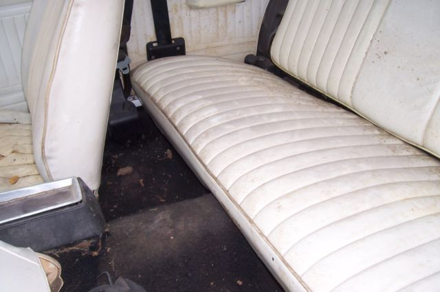 1974 dodge dart swinger bucket seats