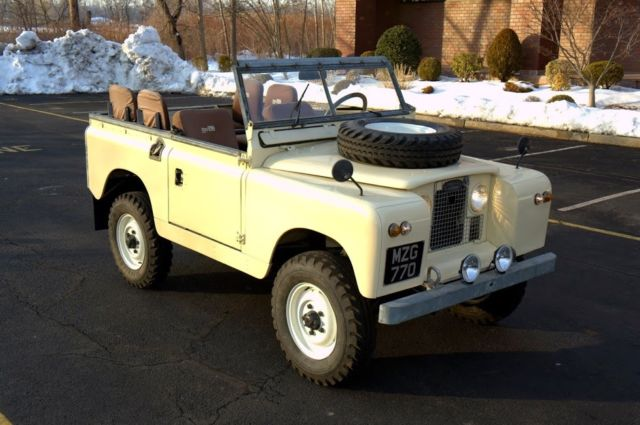 1974 land rover series 3 swb 88 classic land rover other 1974 for sale. Black Bedroom Furniture Sets. Home Design Ideas