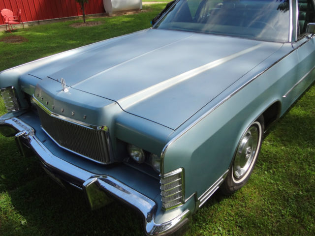 Selling A Car In Illinois >> 1974 Lincoln Continental Town Car, 2nd Owner Original