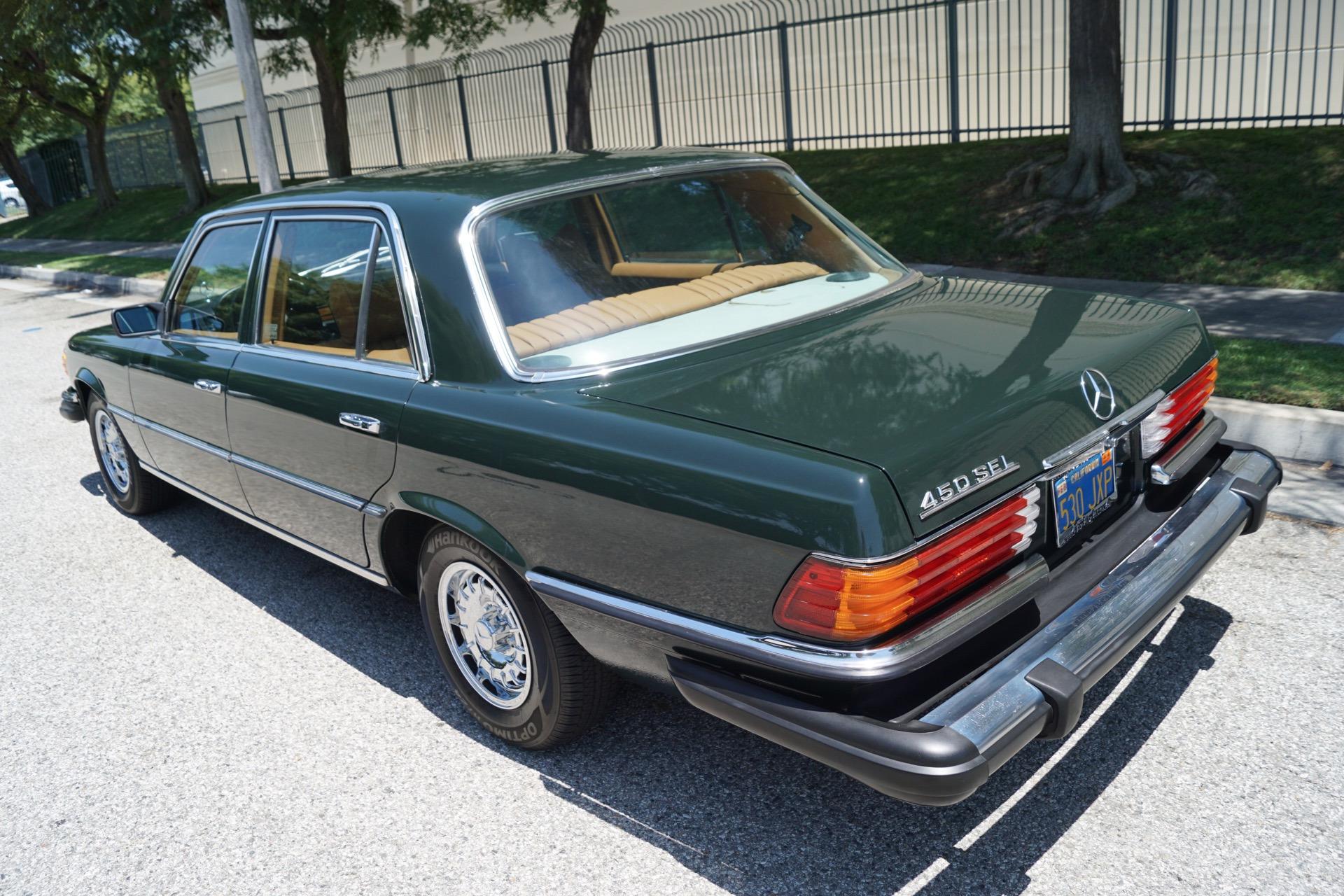 1974 mercedes benz 450sel for sale classic mercedes for Mercedes benz classic cars for sale