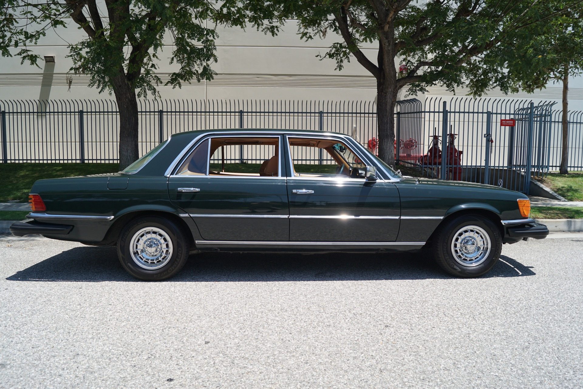 1974 mercedes benz 450sel for sale classic mercedes for Mercedes benz 400 for sale