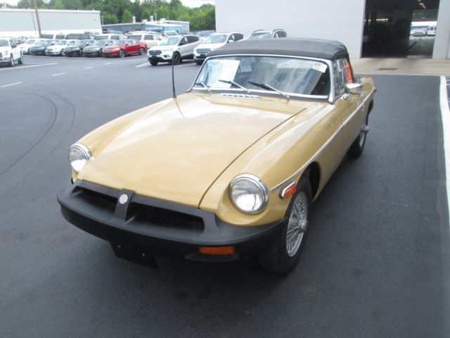 1974 Mg Mgb Iii Rubber 2dr Convertible With Only 80105