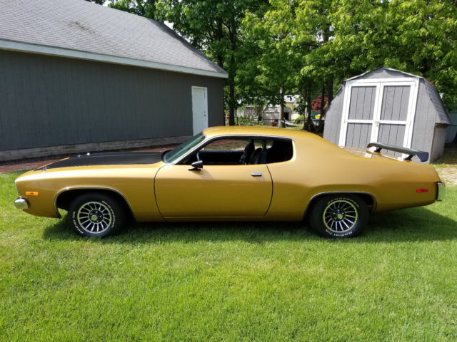 1974 Plymouth Satellite Sevring Plus Roadrunner Classic