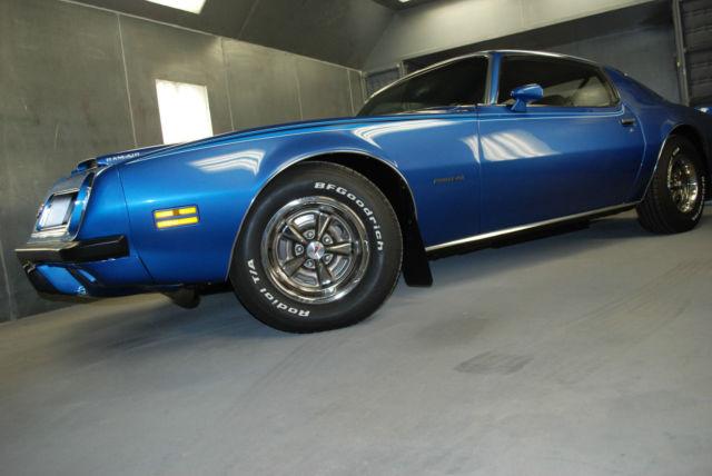 1974 Firebird Formula Ram Air : Pontiac firebird formula ram air codey