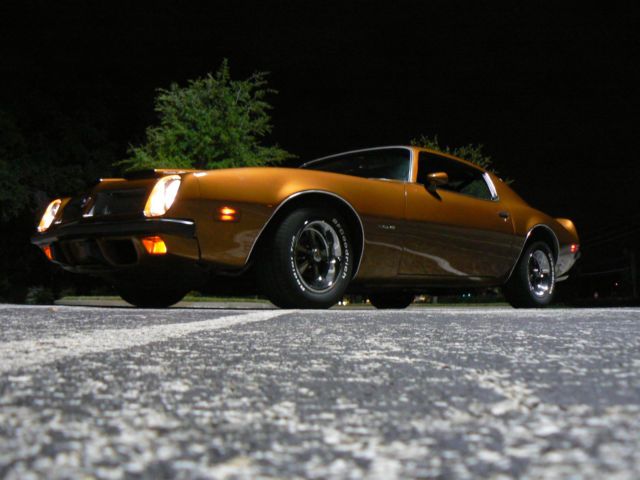 1974 Firebird Formula Ram Air : Pontiac firebird formula ram air speed