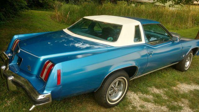 Used Tires Des Moines >> 1974 pontiac grand prix SJ 455 Very Original Survivor