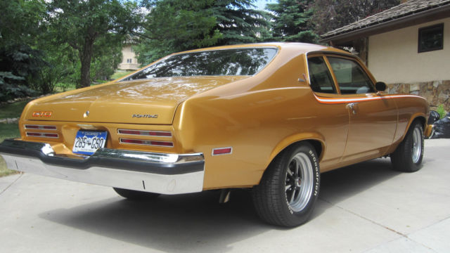 Classic Cars Denver >> 1974 Pontiac GTO - Classic Pontiac GTO 1974 for sale