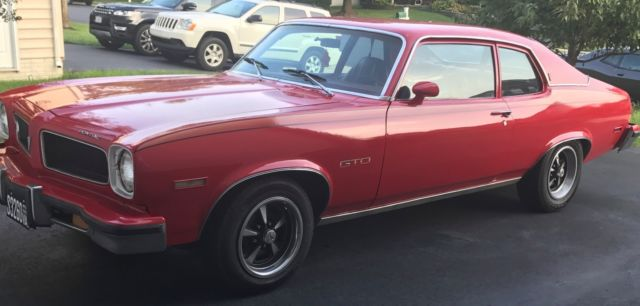 1974 Pontiac Ventura Custom Classic Pontiac Ventura 1974