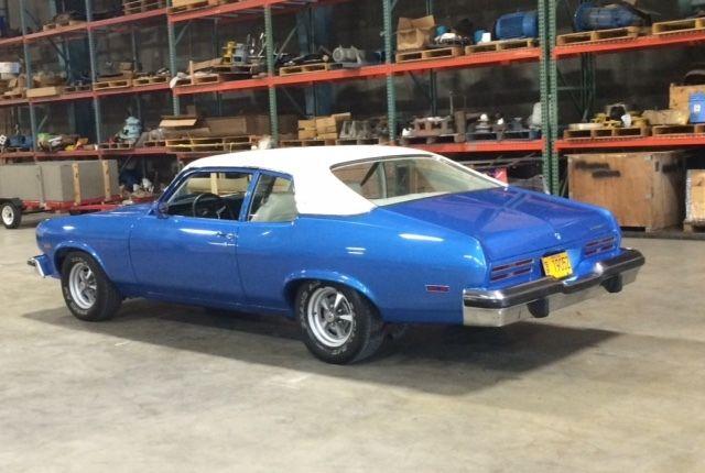 1974 Pontiac Ventura Gto Coupe 2 Door 5 7l Classic