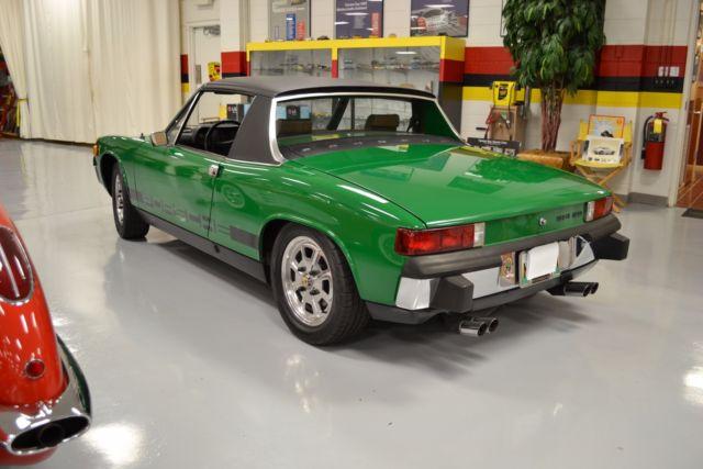 Used Cars For Sale Portland Oregon >> 1974 Porsche 914 47964 Miles Zambezi Green 2.0 M - Classic ...