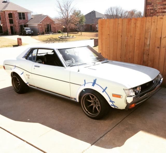 Toyota Celica Coupe Hatchback To: Classic Toyota Celica 1974