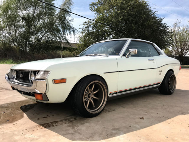 1974 Toyota Celica GT ra21 - Classic Toyota Celica 1974