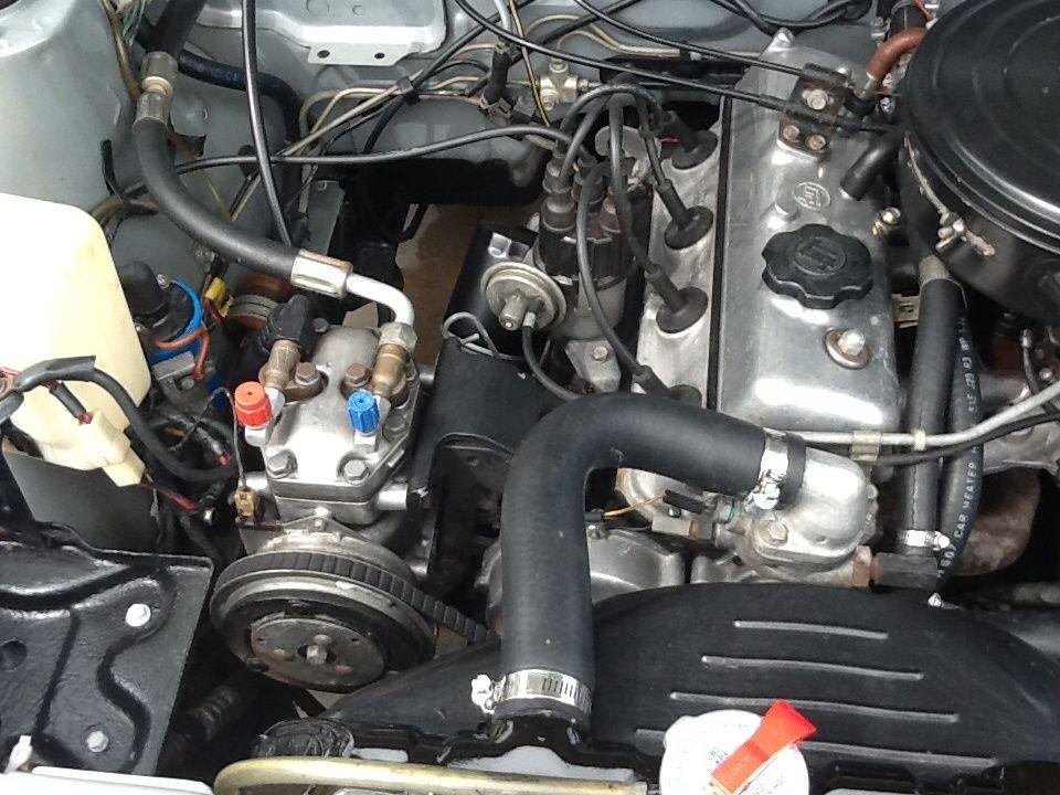 Classic Cars Denver >> 1974 Toyota Corolla. Original 1200cc engine and original interior with ac. - Classic Toyota ...