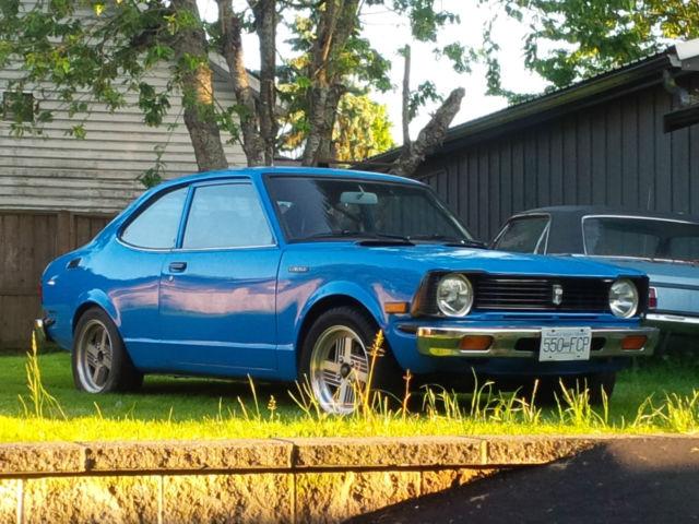 Jdm Cars For Sale >> 1974 Toyota Corolla TE27 Mango - Classic Toyota Corolla 1974 for sale