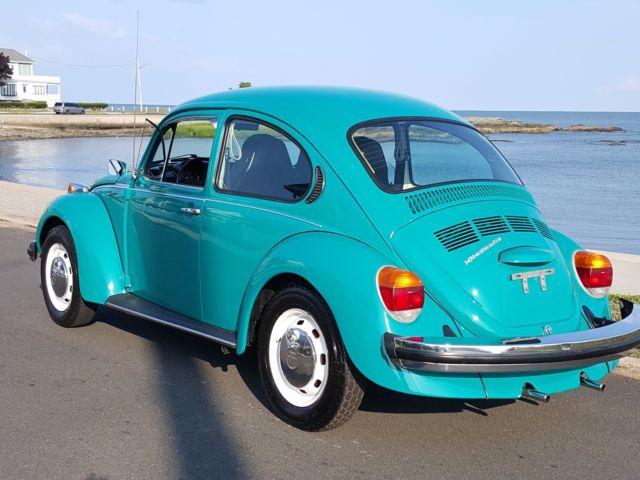 1974 volkswagen superbug classic volkswagen beetle classic 1974 for sale. Black Bedroom Furniture Sets. Home Design Ideas