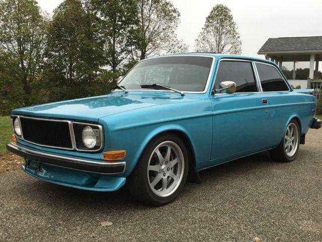 1974 Volvo 142 GL rare 140 144 145 122 544 240 242 245 B20