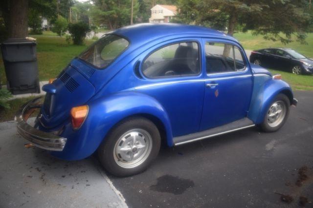 1974 vw beetle classic classic volkswagen beetle classic 1974 for sale. Black Bedroom Furniture Sets. Home Design Ideas