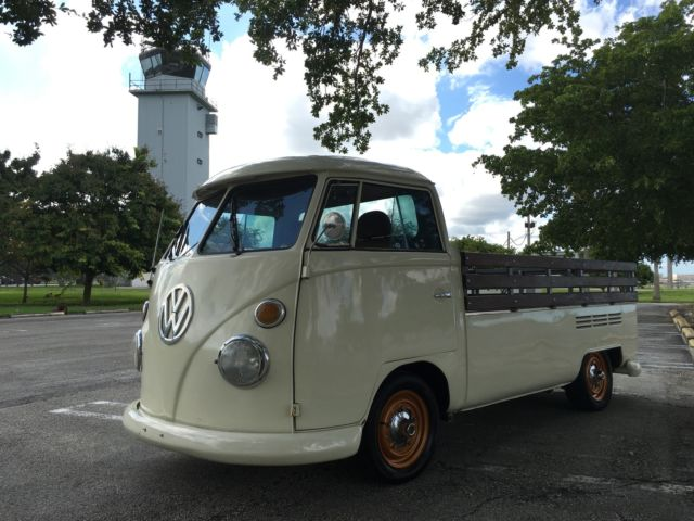 1974 VW Single Cab Pickup Bus Kombi - Classic Volkswagen Other 1974 for sale