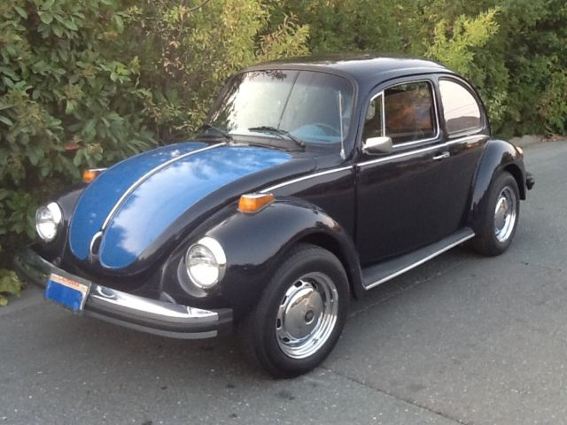1974 vw super beetle parts classic volkswagen beetle classic 1974 for sale. Black Bedroom Furniture Sets. Home Design Ideas