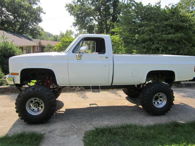 1975 1985 Chevy Truck 4x4 Quot Total Rebuild Quot Spent Over 000 On Parts Alone Classic Chevrolet C