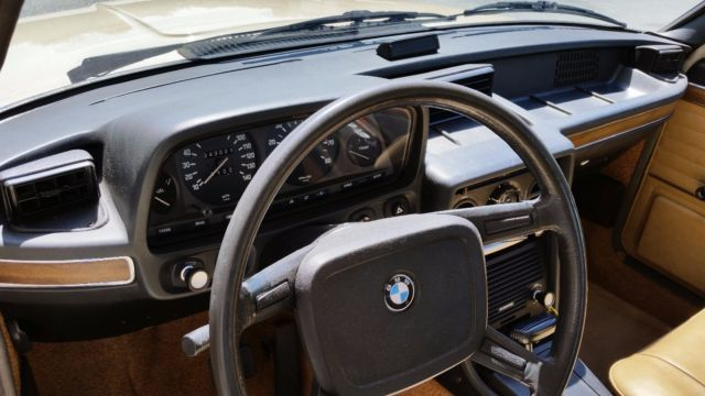 1975 Bmw 530i E12 Usa Model First Year For The Usa Bmw 5